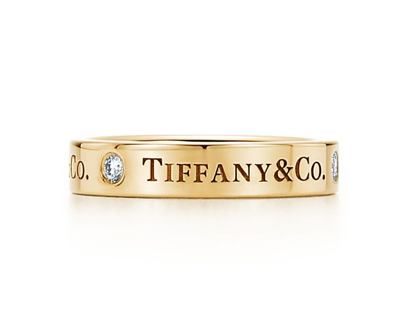 Кольцо Tiffany & Co арт. TF-12799