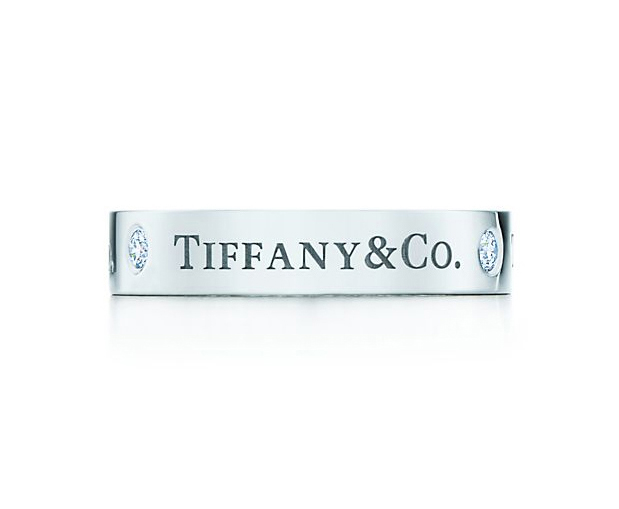 Кольцо Tiffany & Co арт. TF-10798