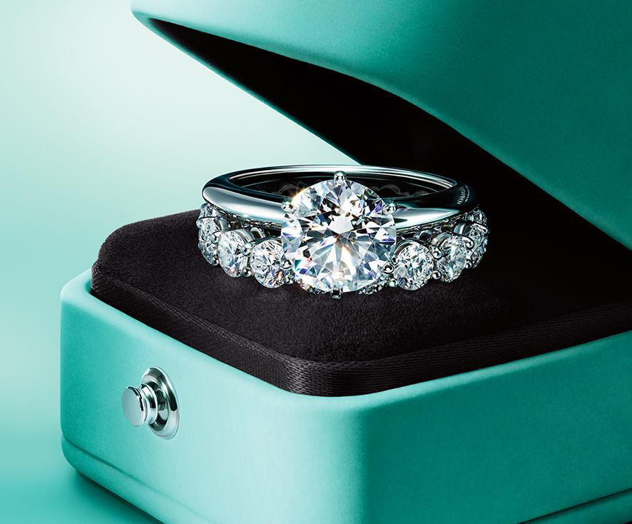 КОЛЬЦО The Tiffany Setting арт. TF-35712