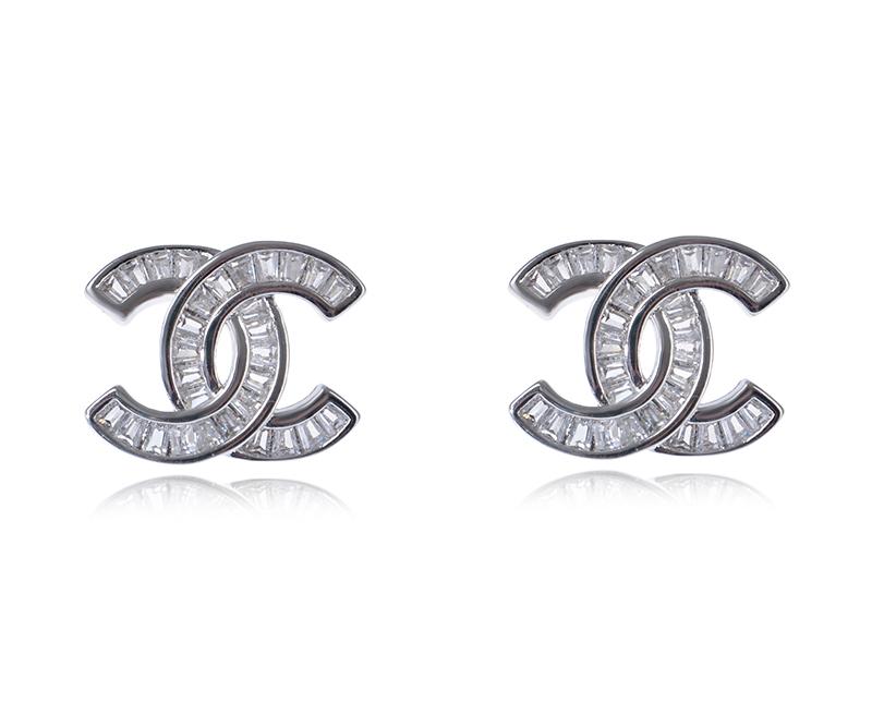 Серьги Шанель арт. CH-35441