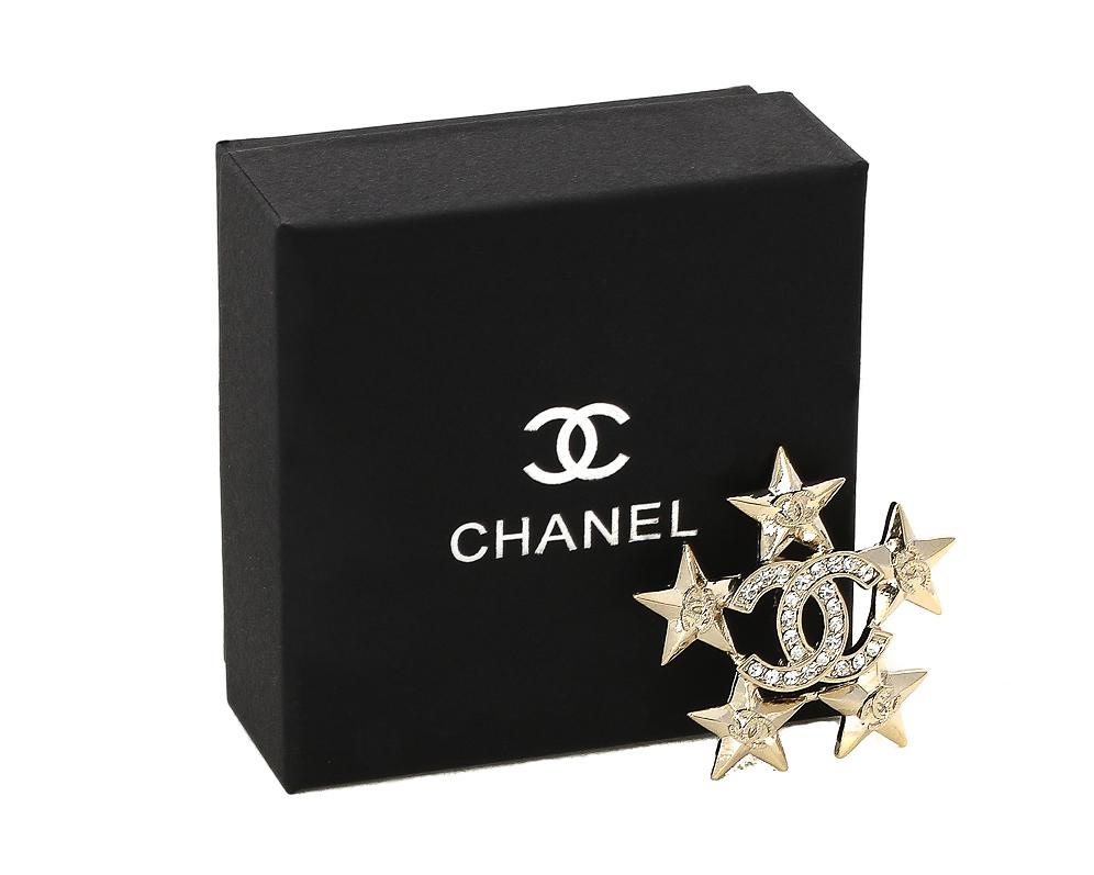 Брошь Шанель арт. CH-28395