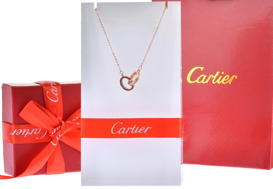 Колье Love Cartier арт. CR-28502