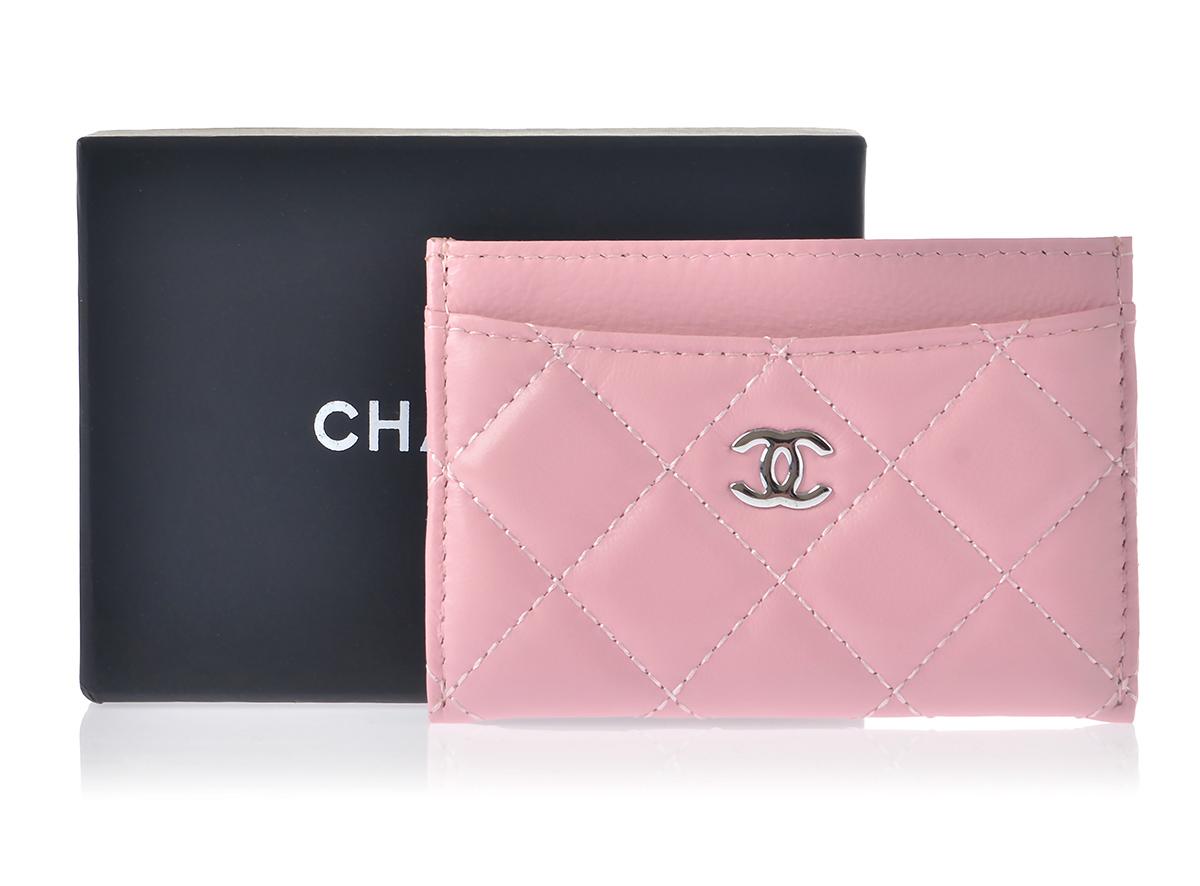 Кошелек для пластиковых карт Шанель арт. CH-40104
