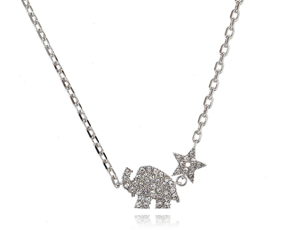 Колье Dior Diorable с мотивом слона арт. DS-35318