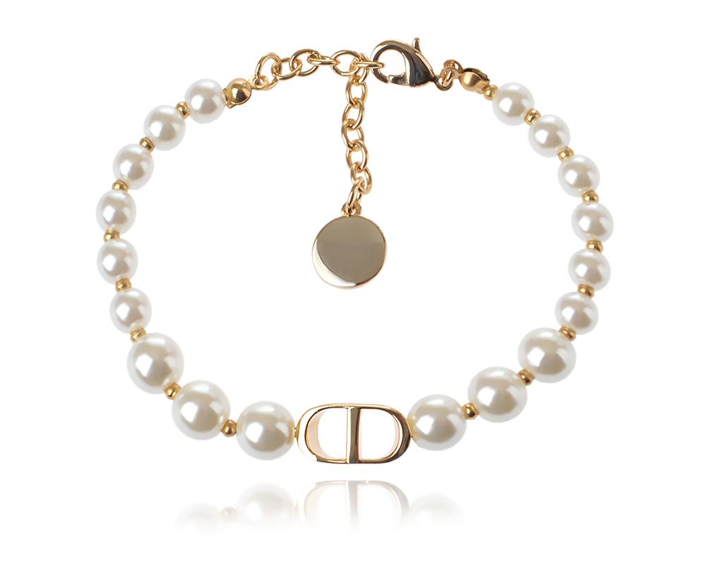 Серьги и браслет Dior Tribales арт. DS-330312