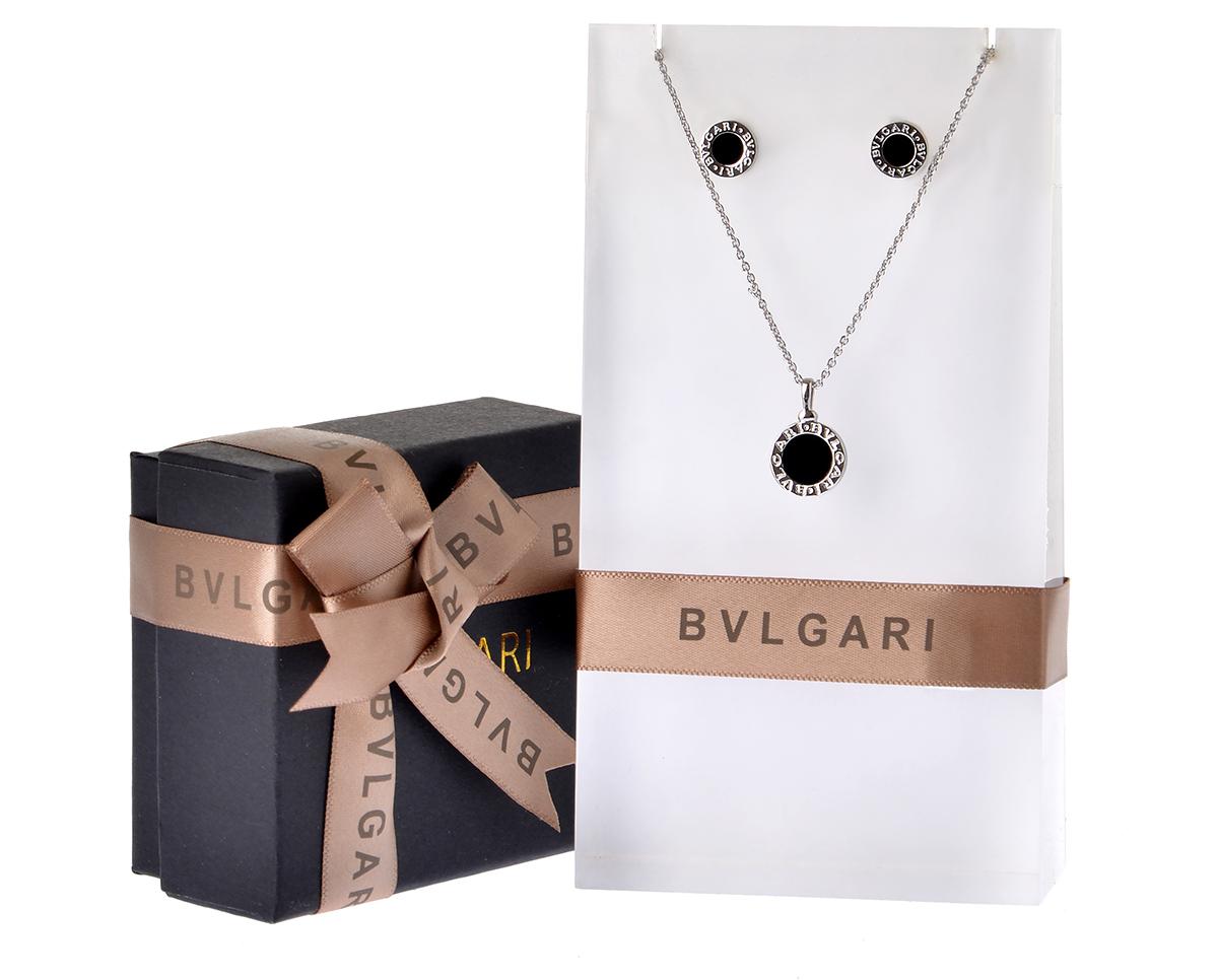 Серьги Булгари коллекция Bvlgari Bvlgari арт. BV-30148