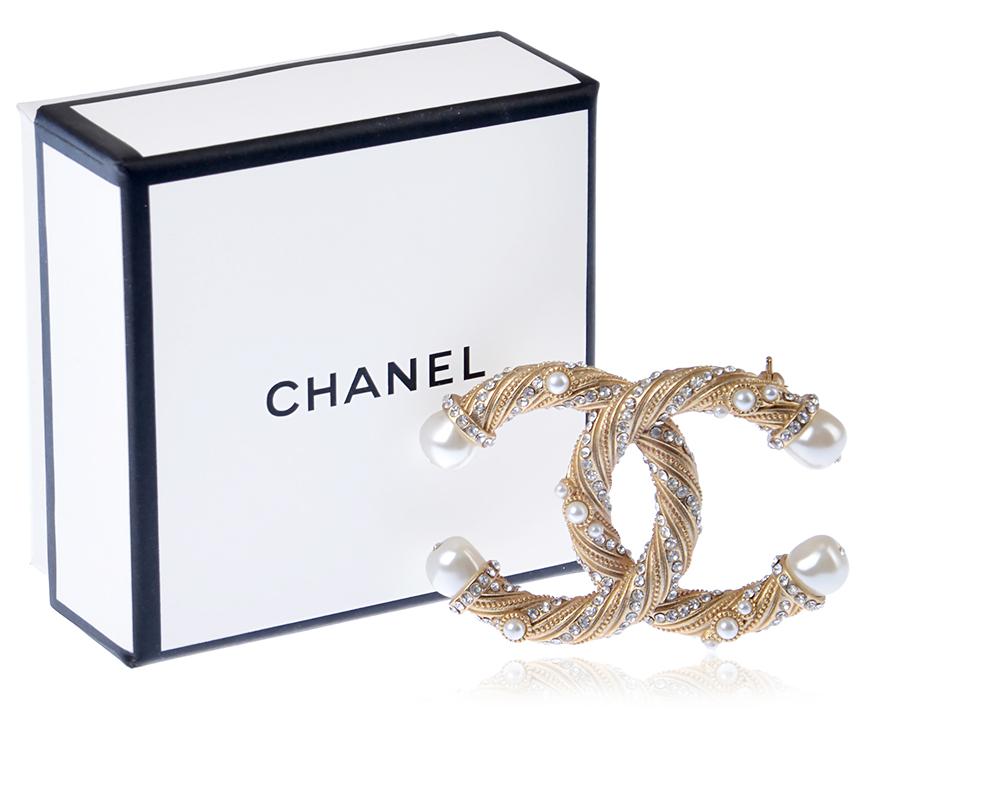 Брошь Шанель арт. CH-40444