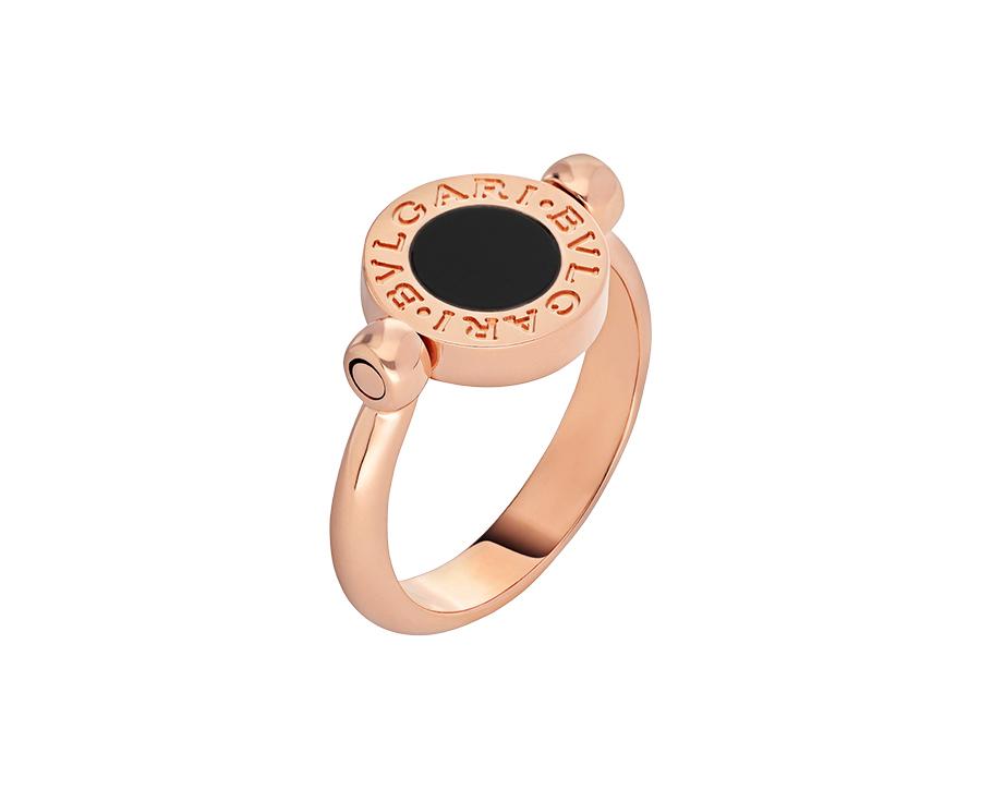 Двухстороннее кольцо коллекция bvlgari bvlgari арт. BVL-21158