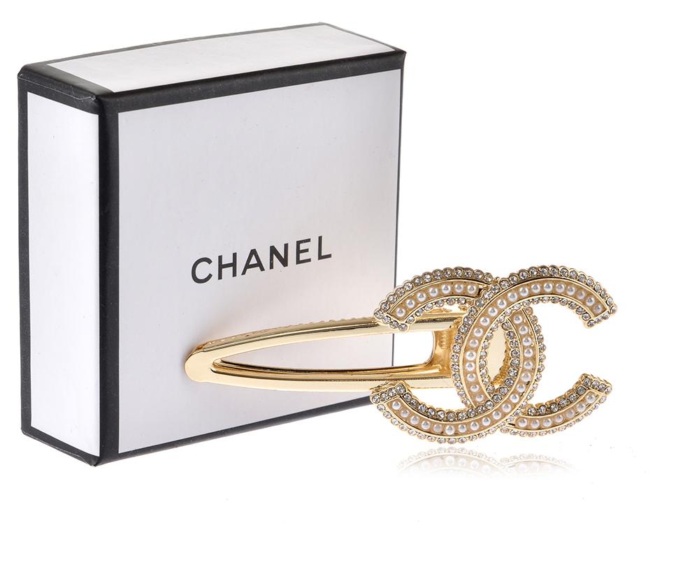 Заколка для волос Шанель арт. CH-35487