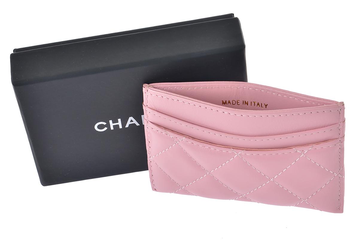 Кошелек для пластиковых карт Шанель арт. CH-40106