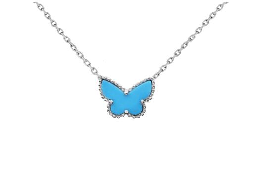 Подвеска Van Cleef Arpels коллекция Sweet Alhambra Butterfly арт. VC-17461
