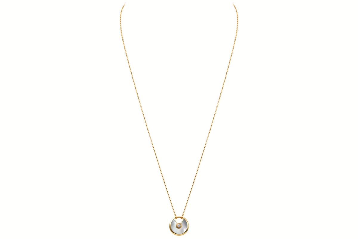 Колье Amulette de Cartier арт. CR-30325