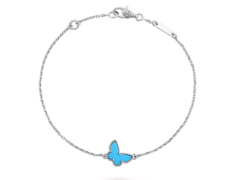 Браслет Van Cleef Arpels Sweet Alhambra Butterfly арт. VC-17463