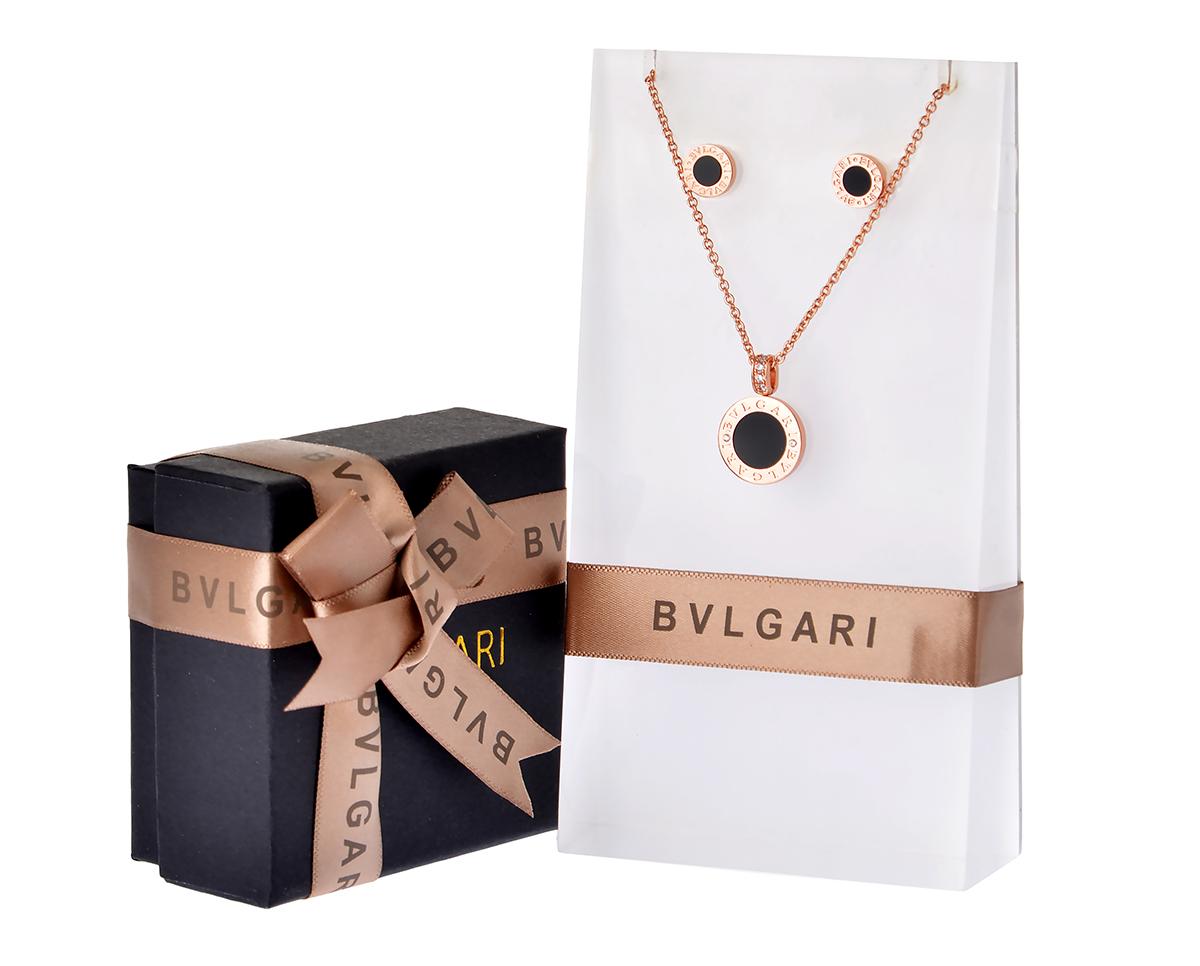 Серьги Булгари коллекция Bvlgari Bvlgari арт. BV-30138