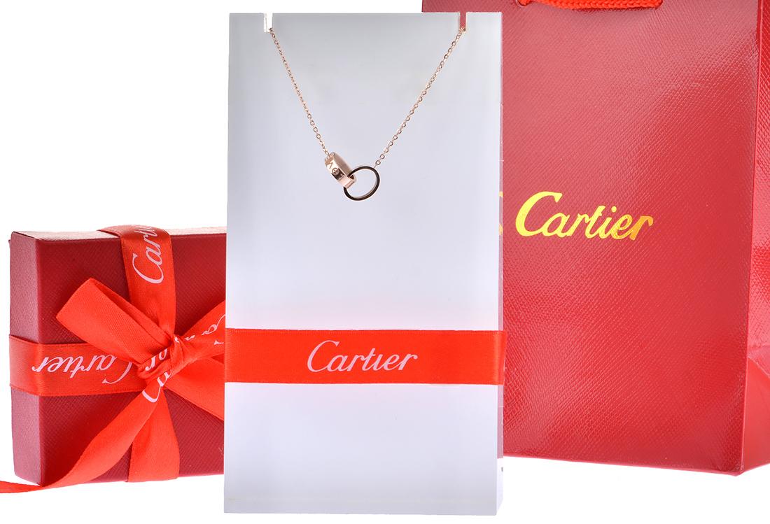 Колье Love Cartier арт. CR-18501