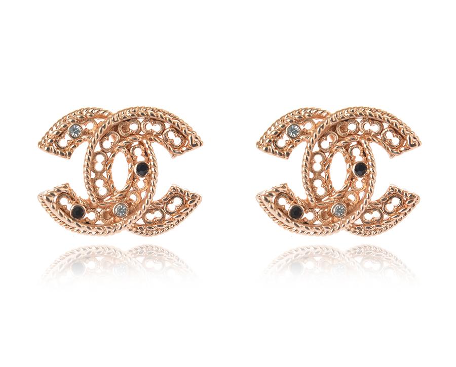 Жемчужное ожерелье и серьги Шанель арт. CH-50414
