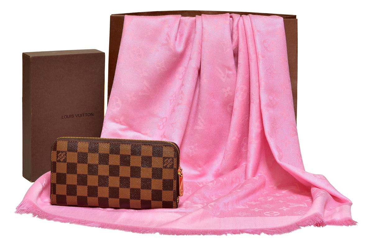 Платок и кошелек Louis Vuitton арт. PLV-10072