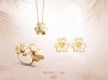 Комплект Van Cleef Arpels Flora Frivole арт. VC-78452