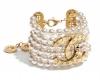 Серьги и браслет Шанель арт. CH-140482