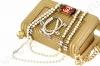 Жемчужное ожерелье Шанель с браслетом арт. CH-28350